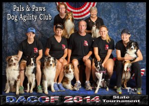 DACOF 2014 Pals and Paws Team 1