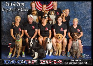 DACOF 2014 Pals and Paws Team 2